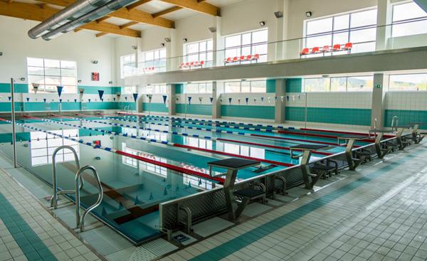 Aqua Centrum Chełmiec - 25 m basen pływacki.