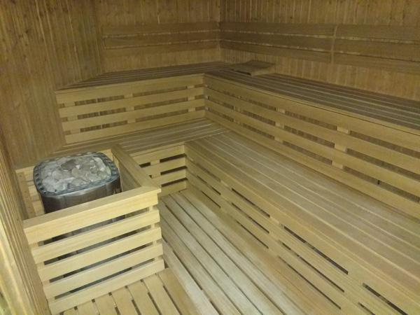 Aqua Centrum Chełmiec - sauna sucha.